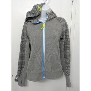 Ivivva zip up hoodie size 14